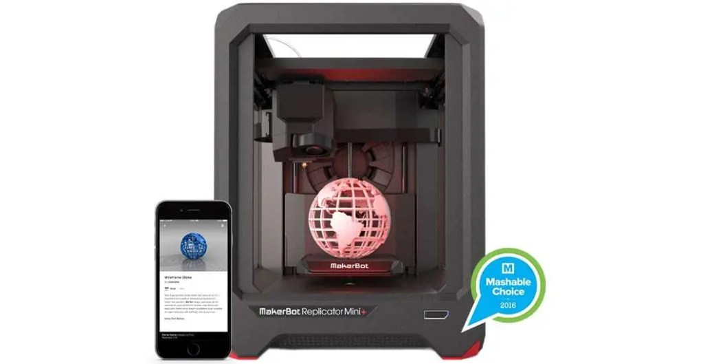 Impressora 3D MakerBot Replicator Mini+