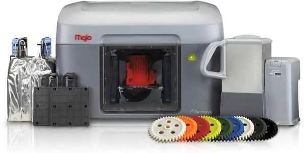 Impressora 3D Stratasys Mojo   FDM