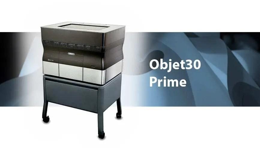 Impressora 3D Stratasys Objet30 Prime   Polyjet