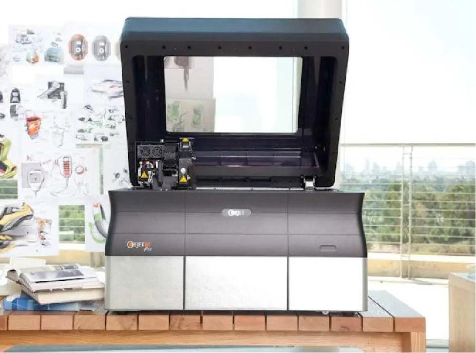 Impressora 3D Stratasys Objet30 | Polyjet 4