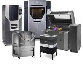 Impressoras 3D Stratasy