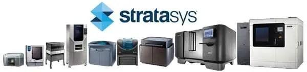 Impressoras 3D Stratasys FDM e Polyjet