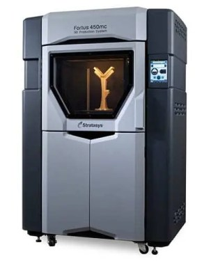 Impressoras 3D Stratasys Fortus 380mc e Fortus 450mc