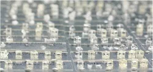 Impressão 3D em 10 segundos   Conheça a impressão 3D volumétrica