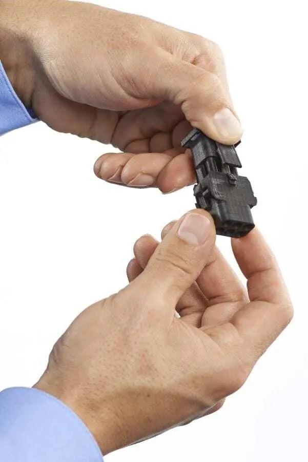 Material de impressão Nylon 12 | Consumível FDM Stratasys