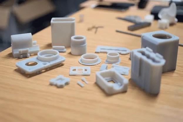 Material de impressão Rígido Opaco | Consumível Polyjet Stratasys 2