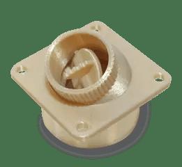 Material de impressão ULTEM 9085 Consumível FDM Stratasys