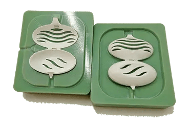 Impressão 3D de moldes para Injeção Plástica