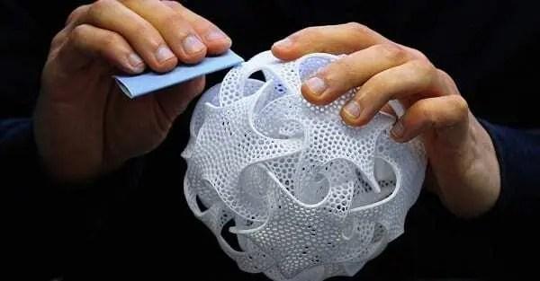 Decoração da Casa com Objetos Impressos em 3D