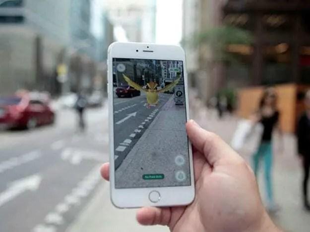 Realidade Aumentada pode ir muito além do Pokémon GO