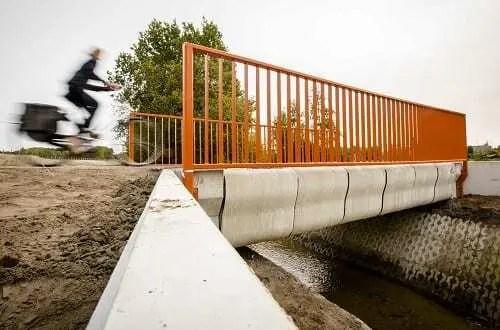 Holanda inaugura ponte construída com impressão 3D