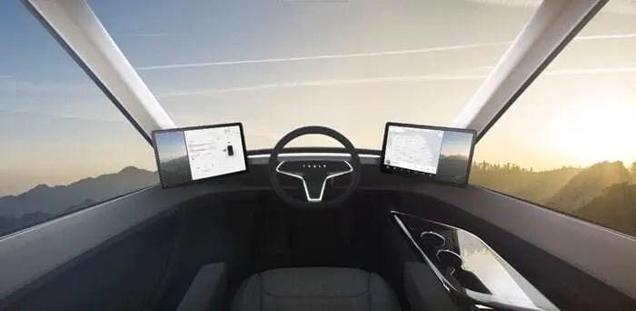 O Caminhão elétrico da Tesla