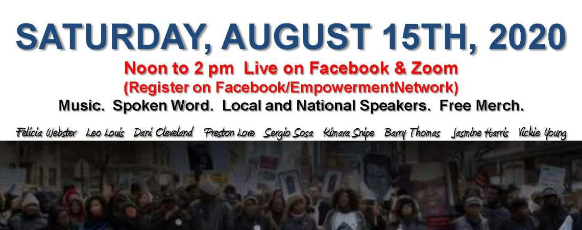 The Power Of the Vote Virtual Event By Community Partner Empowerment Network