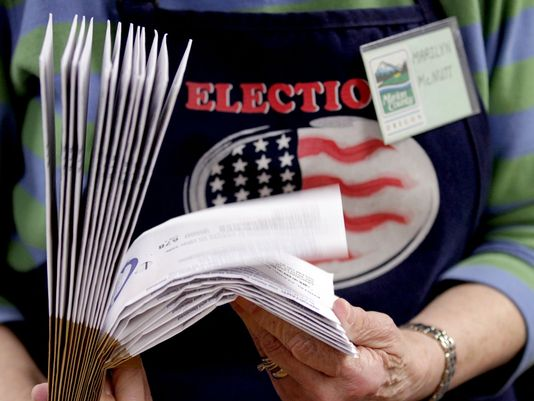 How Mail-in Balloting Works