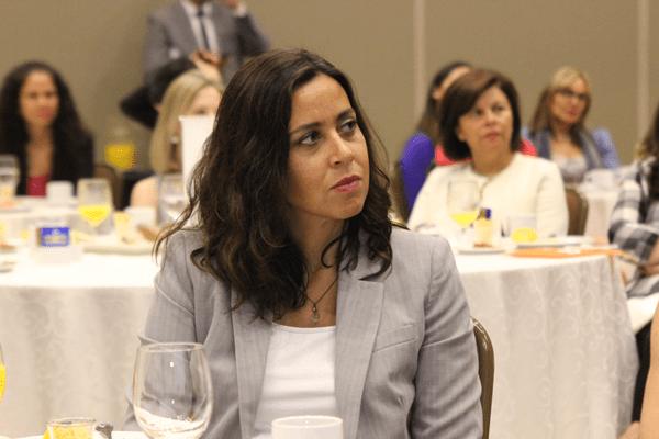 Ximena Santibáñez, gerenta de Cumplimiento y Ética de Walmart Chile.