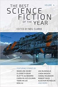 Best Science Fiction of the Year #4