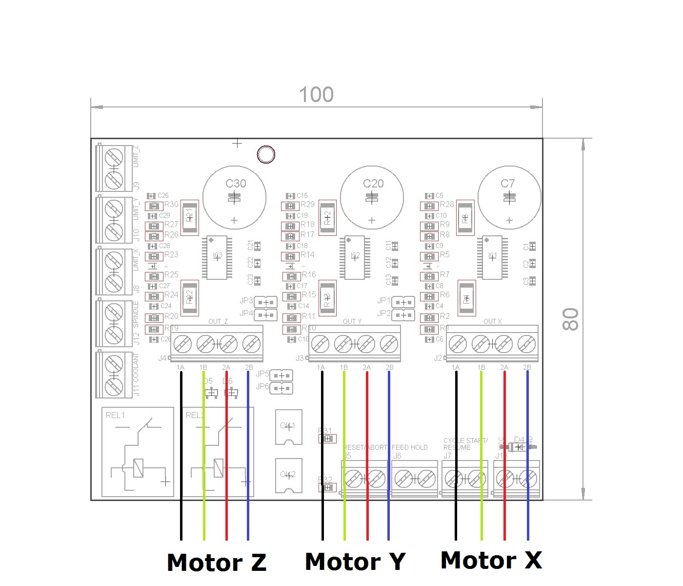 Arduino Cnc Shield Wiring Diagram Auto Electrical Max98304 Class D Amplifier Circuit File Archive