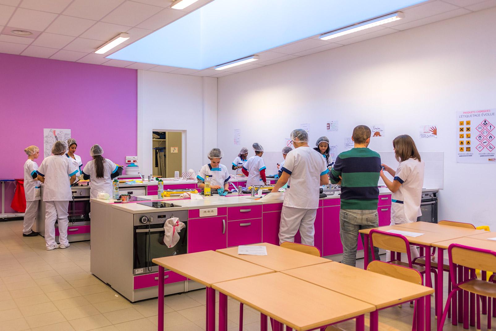 Projet Cuisine Pedagogique