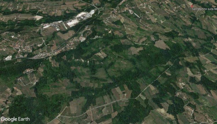 Area Campo Softair San Martino sulla Marrucina