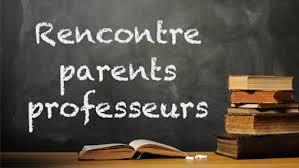 Lien vers le FORMULAIRE d'inscription pour la réunion PARENTS PROFESSEURS du 10 février