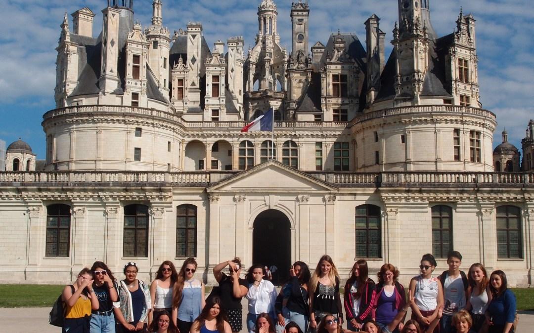 1-06-2017 – Visite royale à Chambord