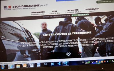 13-11-2017 : Intervention sur la radicalisation