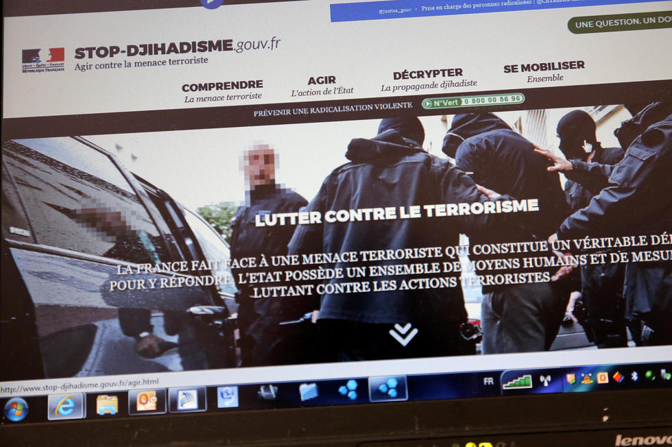 13-11-2017 : Intervention sur la radicalisation