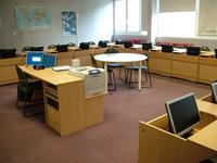 La salle Laboratoire de langues