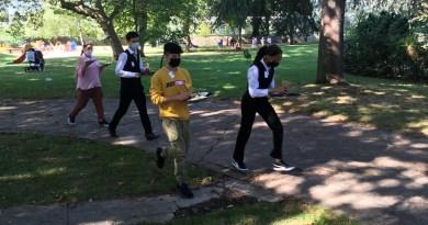 Le «Cook & Run» du lycée Val de Bièvre, le 8 septembre 2021
