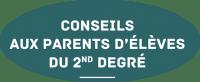 You are currently viewing Conseils aux parents d'élèves