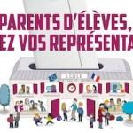 Appel à candidatures – élections des parents d'élèves au Conseil d'administration du lycée