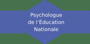 Read more about the article Psychologue de l'Éducation nationale (PsyEN) au lycée !