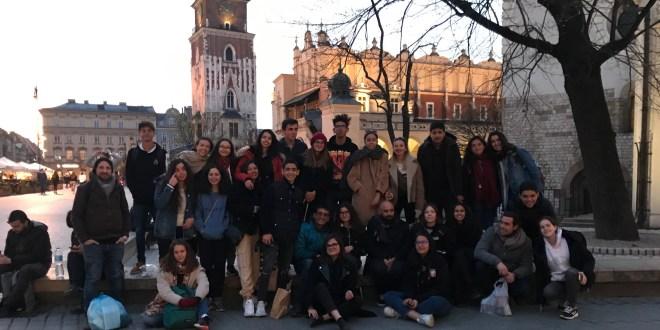 Voyage en Pologne avril 2019