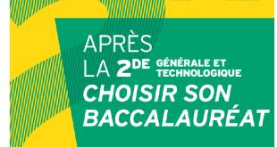 CIO: Brochure : Après la seconde au lycée Lyautey