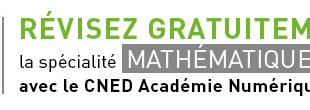 Ma spé maths : une plateforme de révision gratuite pour la spécialité mathématiques en première