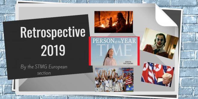 Section Européenne STMG: rétrospective des événements marquants de l'année 2019