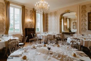Salle de réception - Château Lagrange