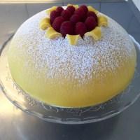 Prinsesstårta för nybörjare - Steg för steg bilder