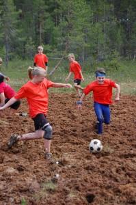 Myrfotboll 3