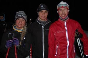 Saga, Viktor, Jens Saxnäs
