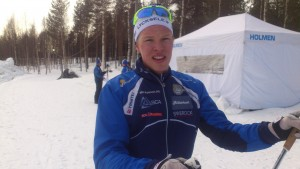 Marcus Fredriksson Juniorlanslaget