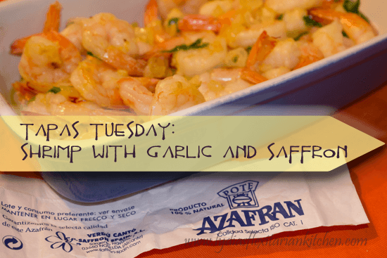 Tapas Tuesday: al ajillo