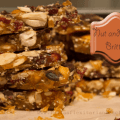 Nut and Seed Brittle