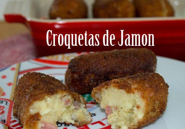 Croquetas in Simancas