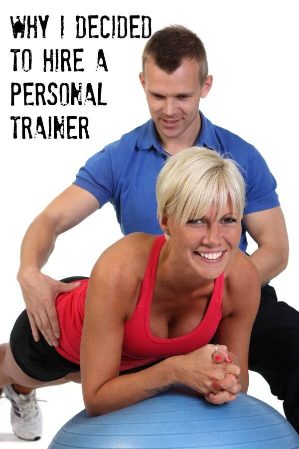 Why I decided to hire a personal trainer ~ Lydia's Flexitarian Kitchen