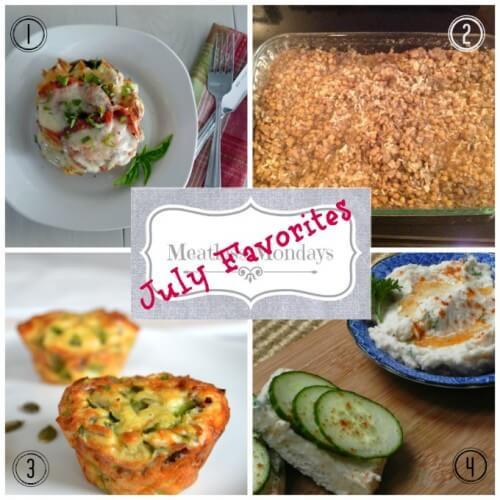Meatless Monday: July Favorite ~ Lydia's Flexitarian Kitchen