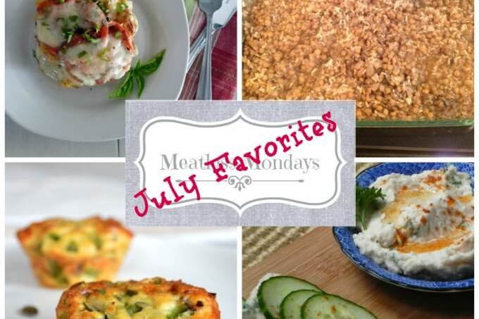 Meatless Monday: July 2014 Faves