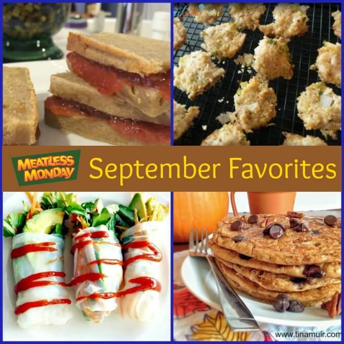 Meatless Mondays September 2014 Favorites ~ Lydia's Flexitarian Kitchen