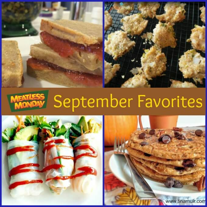 Meatless Mondays September 2014 Favorites ~ Lydia's Flexitarian Kitchen