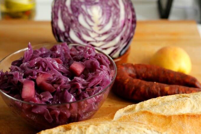 Meatless Monday: Lombarda